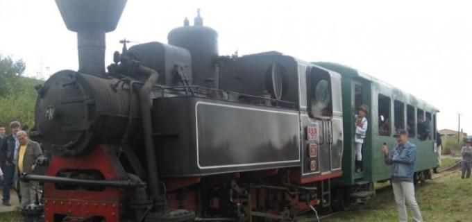 """""""Mocăniţa"""" Turda – Abrud, prinsă în Master Planul de Transport 2015-2030"""