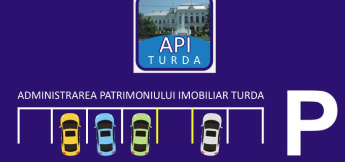 API Turda face curățenie în parcările de reședință. Programul aici.