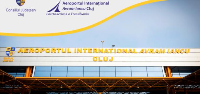 Aeroportul Internațional Avram Iancu, o nouă rută disponibilă și record de trafic în luna Februarie