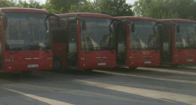 Vezi care este traseul autobuzelor STP pentru astazi, 21 mai 2015