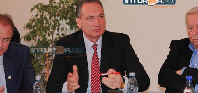 Alexandru Cordoş a cerut informatii de la ministerele Tineretului şi Sportului, respectiv MDRAP cu privire la Sala de Sport Polivalenta Turda