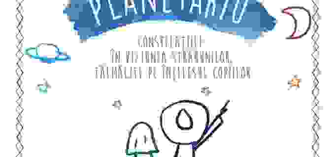 """Peste 1300 de copii s-au înscris deja la """"Planetariul"""" organizat la Muzeul de Istorie"""