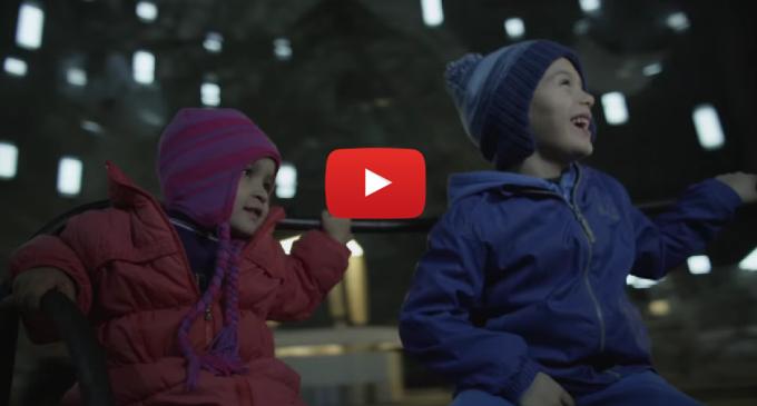 Video: Un nou FILM de prezentare pentru Salina Turda