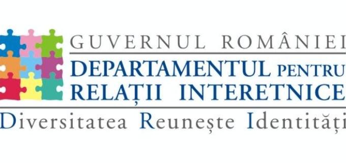 Oportunități de finanțare pentru proiecte interetnice și de combatere a intoleranței