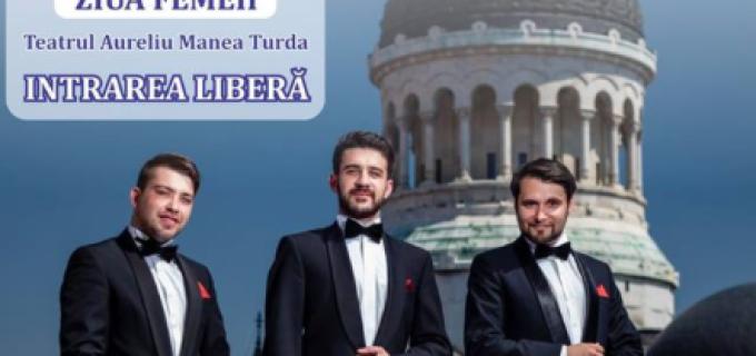 Casa de Cultură în colaborare cu Primăria Municipiului Turda ne invită la un spectacol dedicat Zilei Femeii