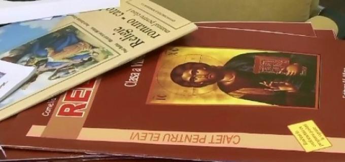 1.405.883 elevi s-au inscris la orele de Religie, pana in 3 martie
