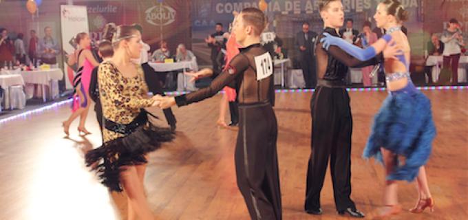 VIDEO/FOTO: Cupa Potaissa Turda și aniversarea celor 20 de ani de activitate a Clubului de Dans Sportiv Turda