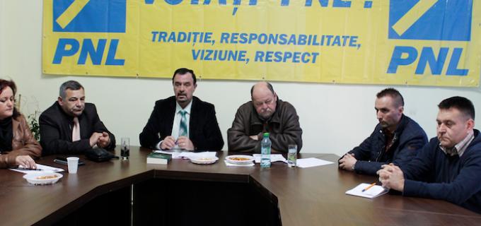 """Punctul de vedere al PNL Turda cu privire la comunicatul de presă al domnului Cristian Matei prin care afirmă că """"face lobby"""" la Consiliul Județean Cluj pentru atragerea de fonduri"""