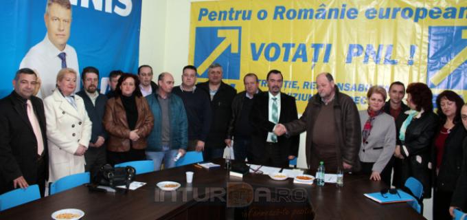 Lista de candidați a PNL Turda pentru Consiliul Local Turda