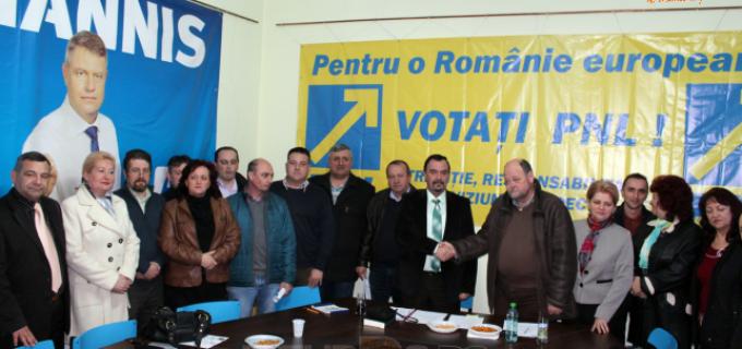 Vezi care sunt membrii Comitetului Executiv local ai PNL Turda