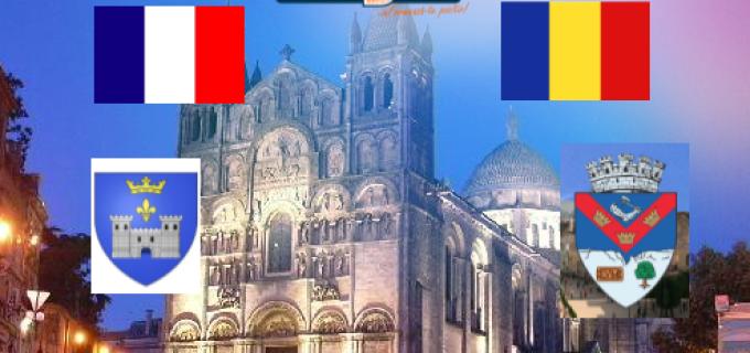 Orașul Angouleme (Franta) vrea să aducă tineri stagiari în Turda