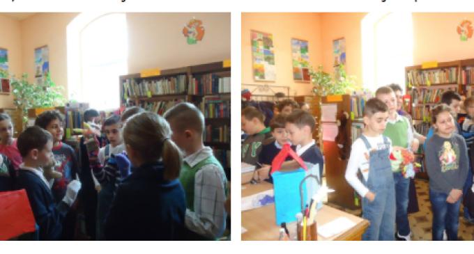 """""""Cum devin """"prietenul"""" cărții"""", proiect de educație pentru lectură la Biblioteca Municipală """"Teodor Murășanu"""""""