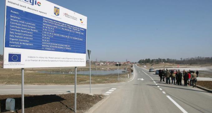 """Consiliul Local Turda va dezbate joi aprobarea proiectului Reabilitare şi modernizare infrastructură rutieră şi utilităţi din corpul drumului în Băile Turda"""""""