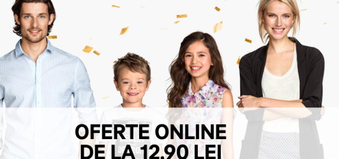 H&M și-a lansat magazinul ONLINE în România