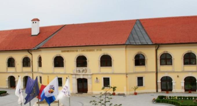 """Universitatea """"1 DECEMBRIE 1918"""" din Alba-Iulia – Profilul unei Universități de stat, orientată spre competiție, dinamism și performanță"""
