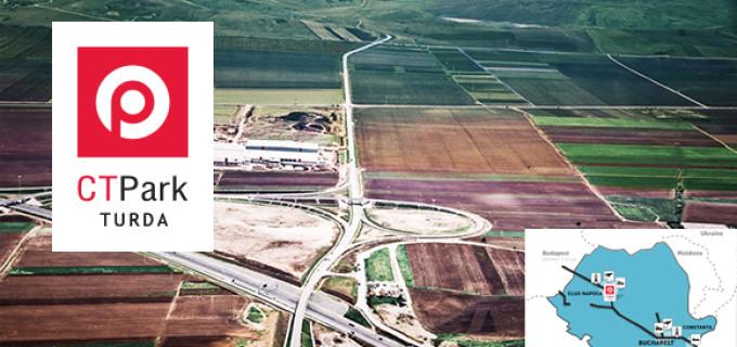 Gigantul ceh CTP anunta investitii de 15 milioane de euro in Mercury Logistic Park si CTPark Turda