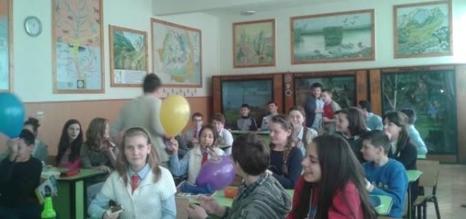 Săptămâna de conștientizare a creierului, marcată la Școala Ioan Opriș