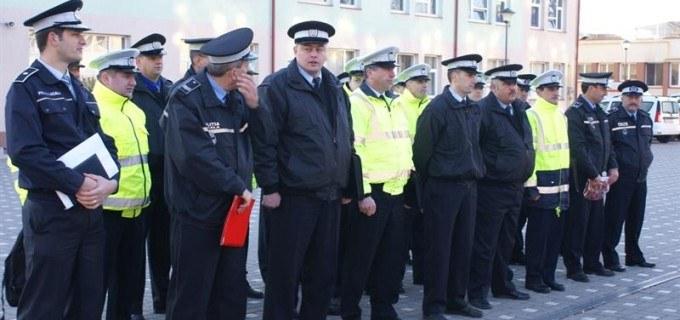 Poliţiştii au acționat zilnic pentru ca trecerea în Noul An să fie făcută în linişte.