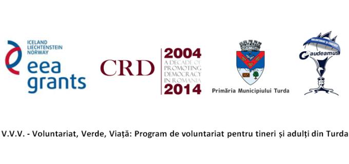 V.V.V. –Voluntariat, Verde, Viață: Program de voluntariat pentru tineri și adulți din Turda