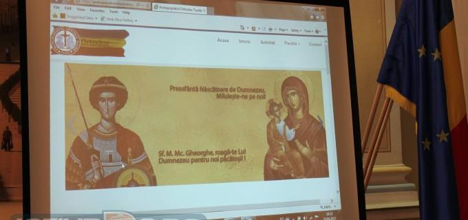 Protopopiatul Ortodox Român Turda și-a lansat o platformă web modernă