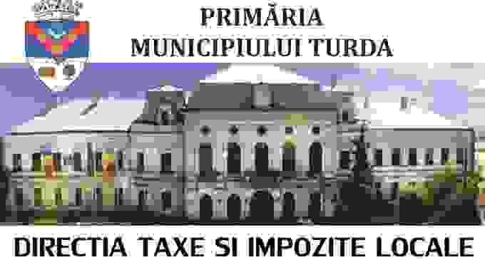 Program scurt mâine la Direcția de Taxe și Impozite Locale!