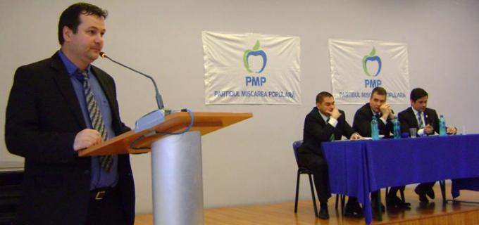 Liderul PMP Turda, Adrian Nap, a fost ales vicepreședinte în relația cu mediul de afaceri. Vezi ce poziții au mai ocupat turdenii: