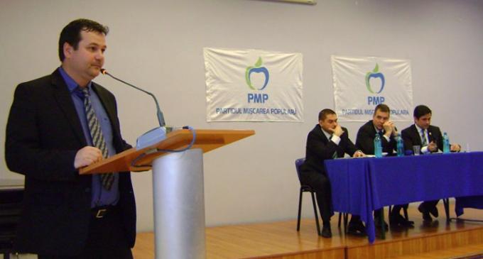 Comunicat PMP Turda către consilierii locali turdeni