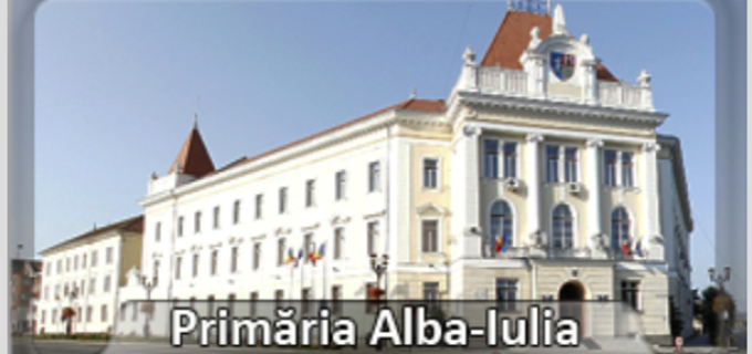 Primăria Alba Iulia cere returnarea sumei de 1 milion de euro celor de la STP Alba