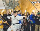 O nouă ediție a concursului de TIR CU ARCUL, la Salina Turda