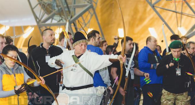 Salina Turda găzduiește o nouă ediție a concursului de tir cu arcul