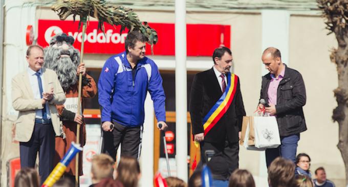 """Mesajul președintelui FRH, Alexandru Dedu pentru turdeni: """"Sprijinul dumneavoastră a făcut posibil un moment unic în sportul românesc…"""""""