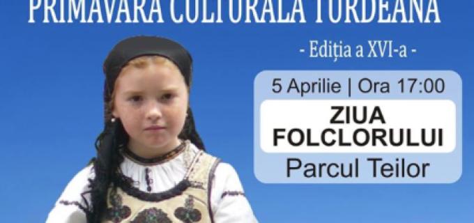 """Primavara Culturala Tudeana, editia a XVI-a,  Ziua Folclorului – """"Spectacol de Florii"""""""