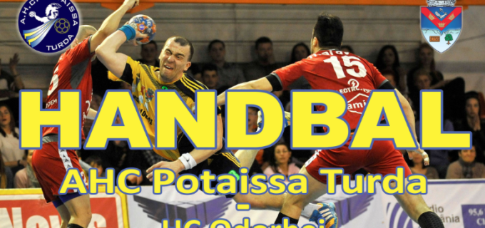 Primăria Turda ne invită la ultimul meci de handbal din sezonul regulat!