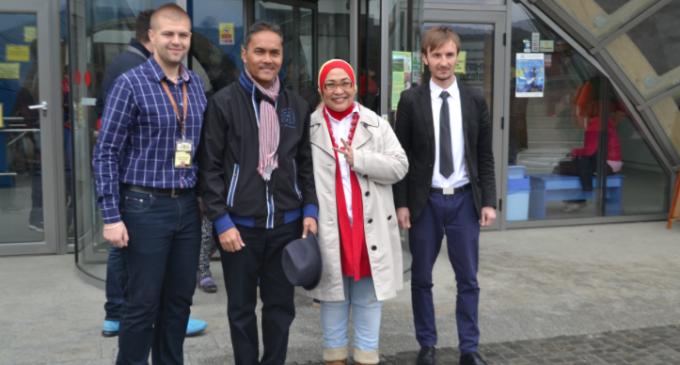 Salina Turda a fost vizitată sâmbătă și duminică de delegații ale ambasadei Norvegiei și Indoneziei.