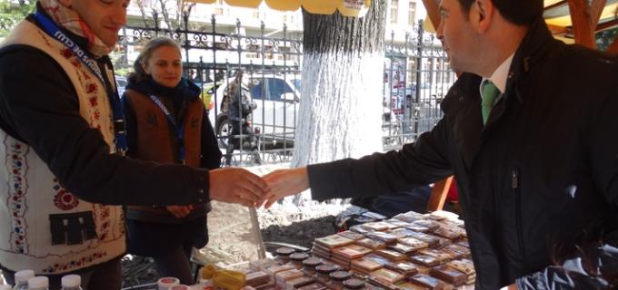 O nouă ediție a Târgului Produs de Cluj va avea loc la Turda