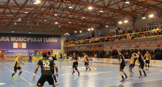 VIDEO: HC Odorhei a câștigat sezonul regulat la Turda ! Vezi aici programul Potaissei în play-off: