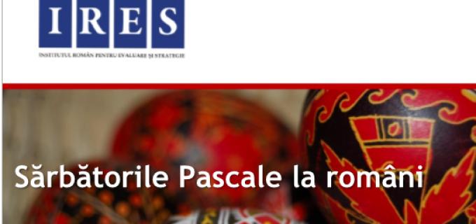 Sondaj IRES: Românii sunt mai optimiști de Paște!