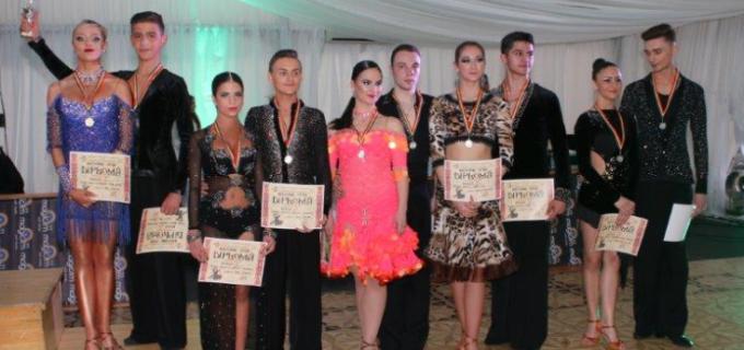 Clubul de Dans Sportiv a participat la concursul național Bucovina Open