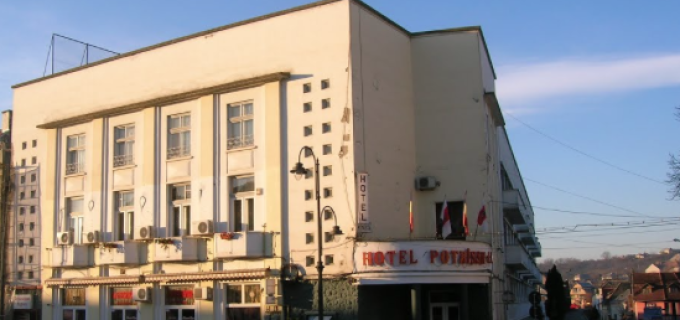 Societatea Turda Salina Durgău dorește demararea lucrărilor de reabilitare a Hotelului Potaissa: