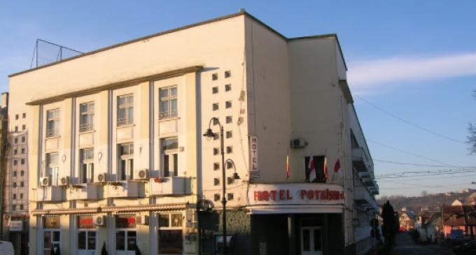 Salina Turda a lansat licitația pentru lucrările de reabilitare a Hotelului Potaissa Turda