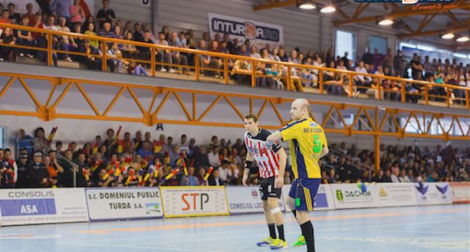 VIDEO/Foto: Potaissa Turda – HC Odorhei 26-23