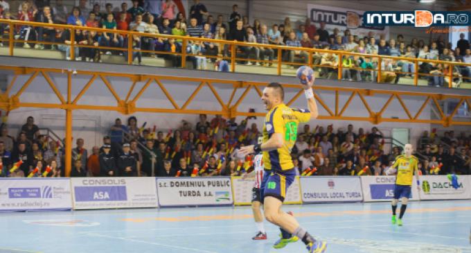 După victoria de la Focșani, Potaissa Turda are cel mai bun golaveraj din Liga Zimbrilor