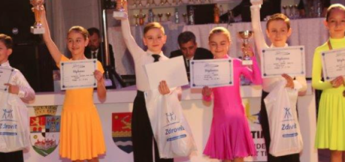 Clubul de Dans Sportiv Potaisa a obținut locul 3 la Romanian Dance Cup – Timișoara