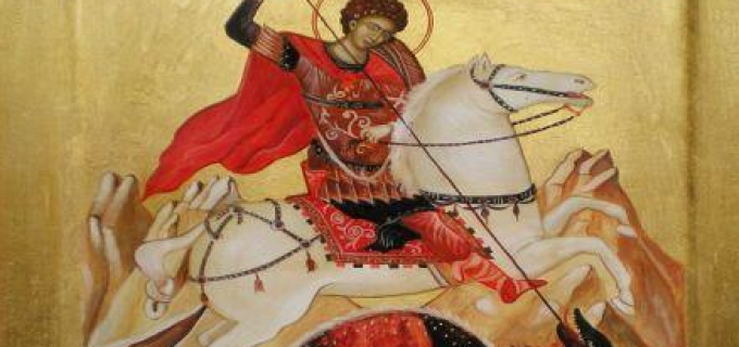 Aniversarea Sfântului şi Marelui Mucenic Gheorghe, ocrotitorul oraşului Turda