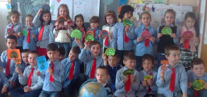 """Ziua Pământului, sărbătorită de elevii Școlii Gimnaziale """"Ioan Opriș"""""""