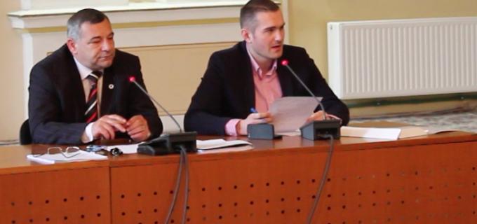 Viceprimarul Lucian Nemeș a invitat consilierii locali și presa să participe la două evenimente festive