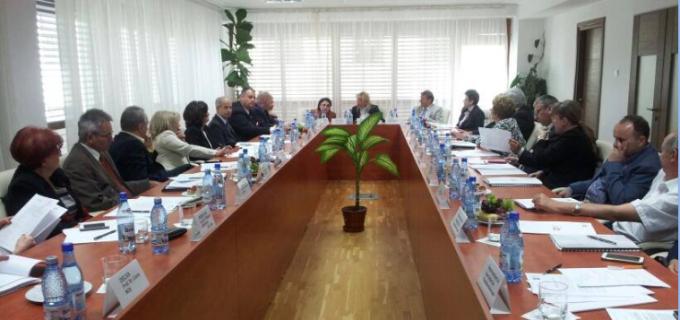 Iniţiativa legislativă a domnului deputat Mircea Irimie, a reunit la rectoratul Universității de Medicină și Farmacie peste 30 de reprezentanți