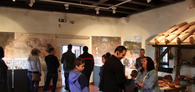 Foto: Cum a protestat Muzeul de Istorie Turda la Noaptea Muzeelor?