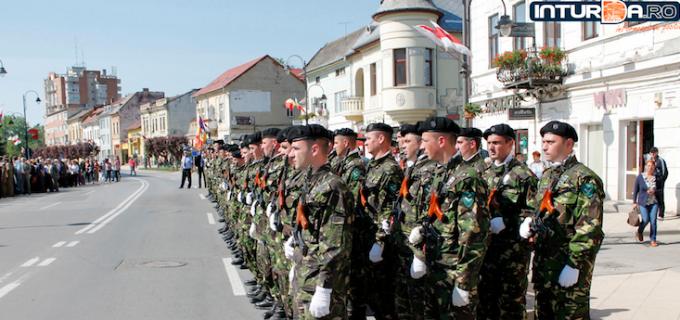 Ceremonial militar-religios cu ocazia Zilei Armatei României