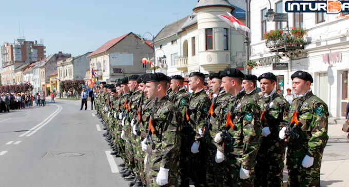 Primăria Turda organizează activități de comemorare și cinstire a eroilor militari de Ziua Armatei Române